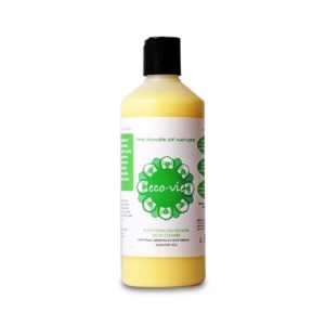 photo of bottle of loo-cleaner-With-Pine-Peppermint-And-Teetree-Essential-oils-