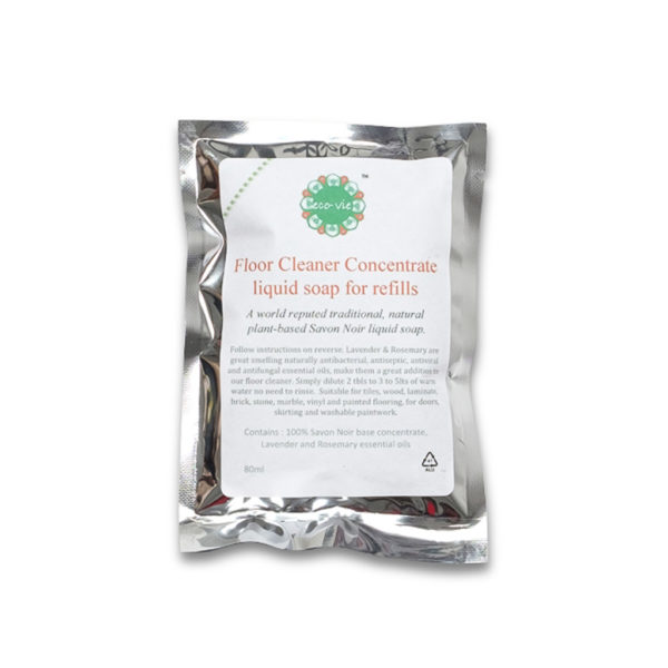 photo of eco-vie-floor-cleaner-concentrate-sachet-80g