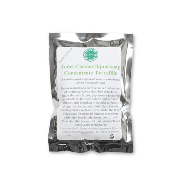 photo of eco-vie-toilet-cleaner-concentrate-sachet-80g