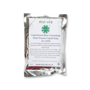 photo of eco-vie-unperfumed-multi-purpose-cleaner-concentrate-sachet-80g