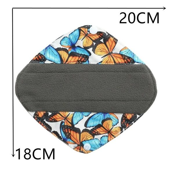 photo of washable-charcoal-panty-liners